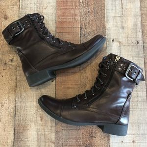 G by Guess Moto / Combat Boot